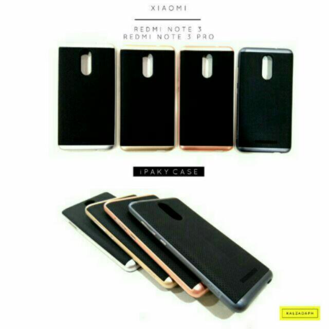 Xiaomi Redmi Note 3/Note 3 Pro, iPaky Slim Hybrid Case | Shopee Philippines