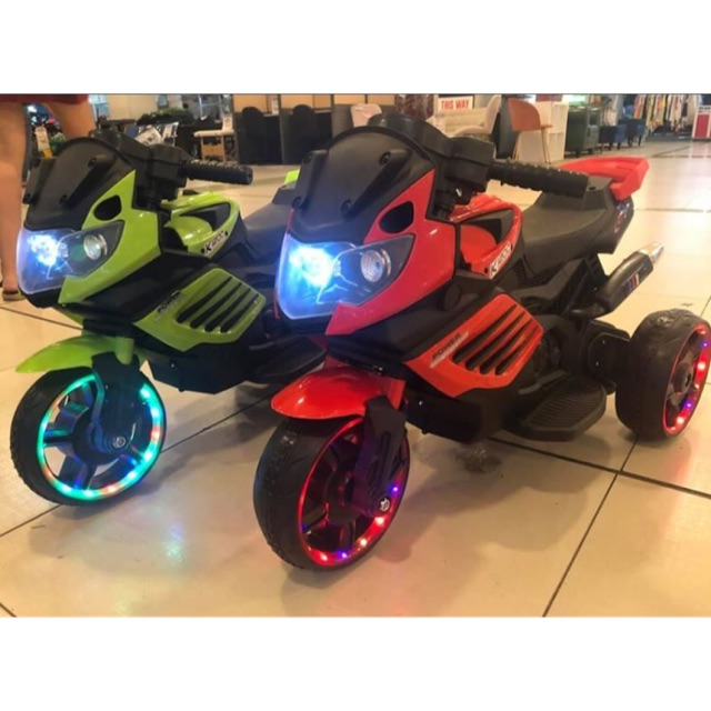 Mini S-1000 K1200 Rechargeable Ride On Motorcycle Motorbike