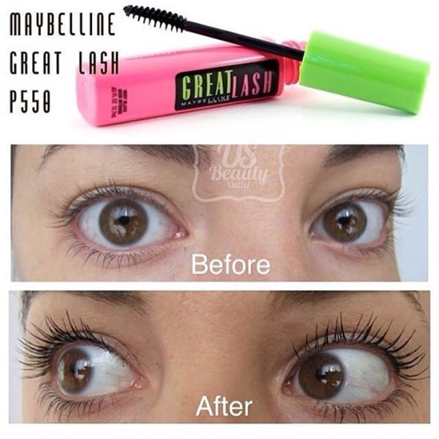 9534d589735 Maybelline Great Lash Mascara | Shopee Philippines