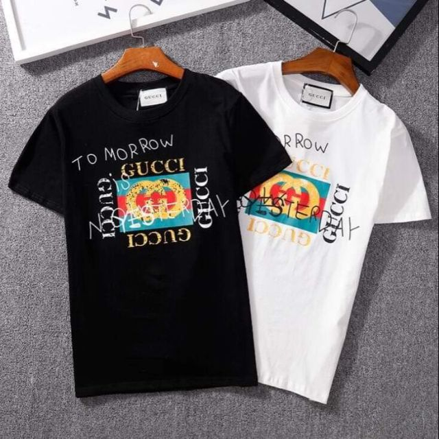 a3beab150 Gucci T-Shirt For Men | Shopee Philippines