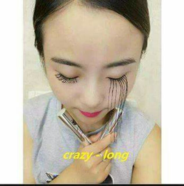 29a7d829984 DDK 4 d Silk Fiber Lash Mascara Eyelashes Long Extension. | Shopee ...