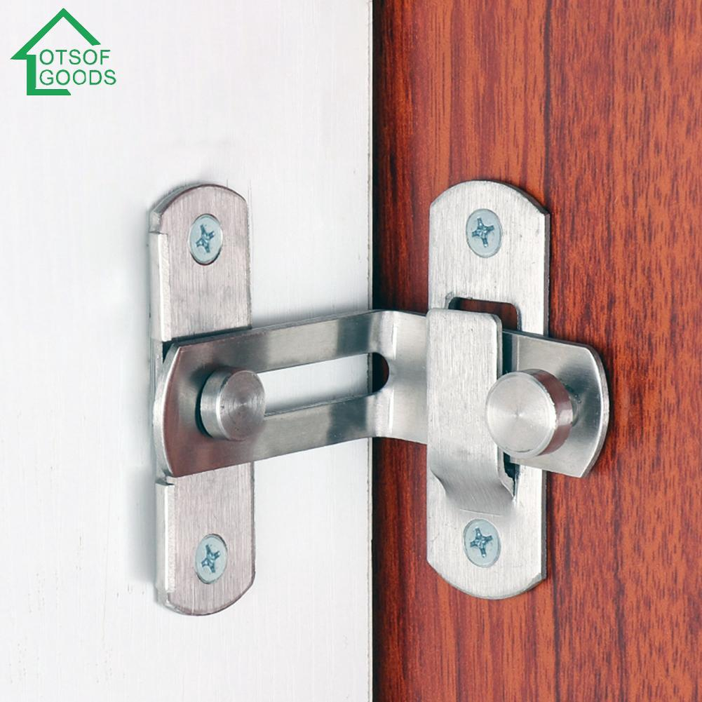 Sliding Door Chain Lock Cabinet Latch