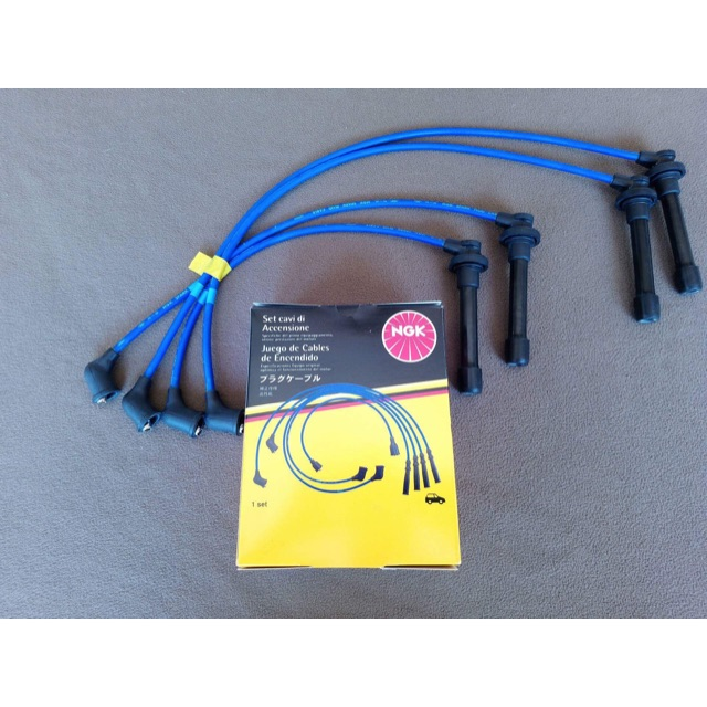 NGK HIGH TENSION WIRE (Sohc) High Wiring on