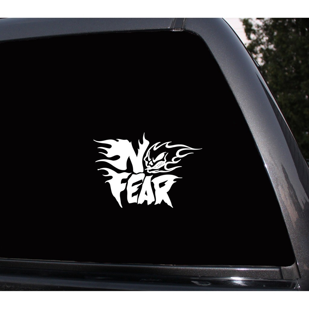 Fire Flames Car Rear Window Decal Sticker Car Truck SUV Van 159