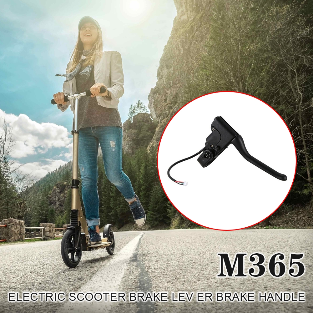 Scooter Brake Handle Brake Lever For Xiaomi Mijia M365 Electric Scooterh3