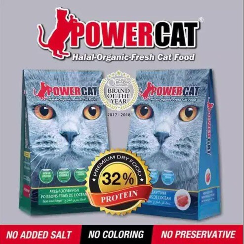 Power Cat Dry Cat Food Shopee Philippines