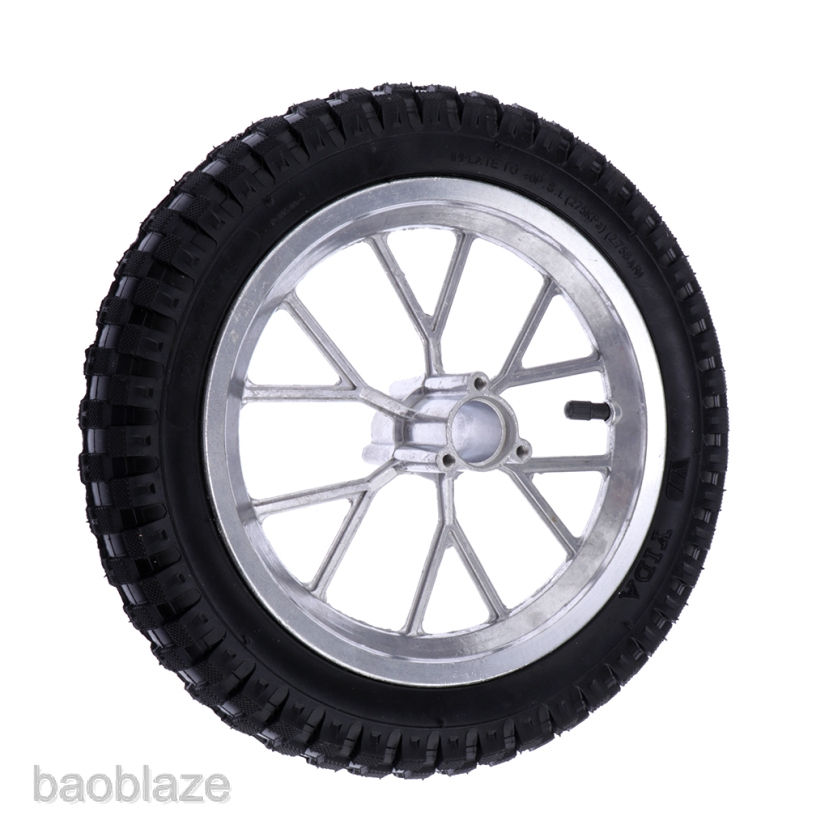 12 5 X 2 75 Rear Wheel Tyre Tire For 49cc Mini Pocket Rocket Pit Dirt Bike Shopee Philippines