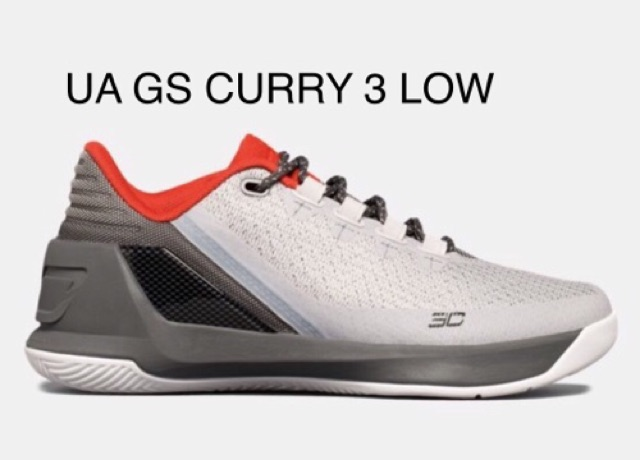 on sale 4be5f 32ce2 Under Armour Curry 3 Low (GS) | Shopee Philippines