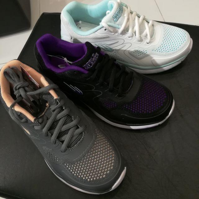world balance shoes gray