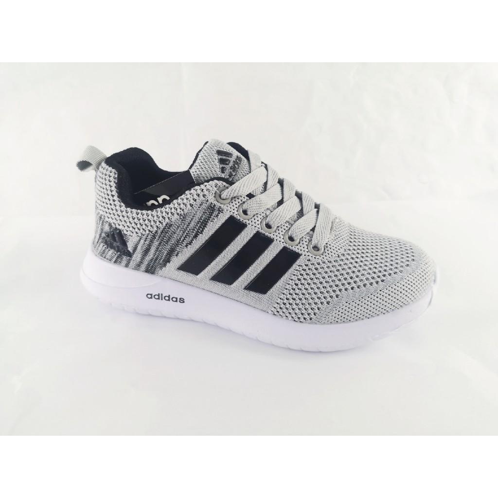 black sports shoes boys adidas