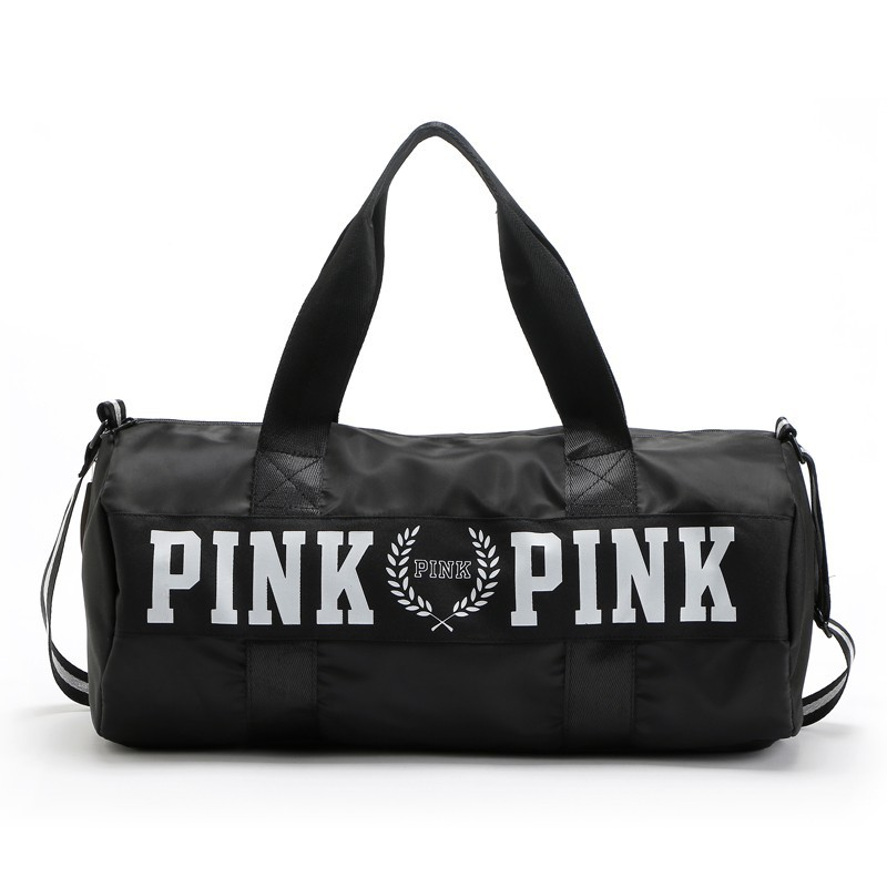 eb2d78b07a217 Victoria's Secret Weekender duffle Gym Getaway Bag VS317