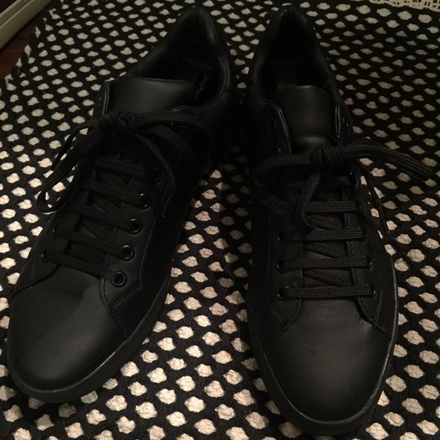 best loved 9afc5 db368 Pre loved men s Zara Shoes in black   Shopee Philippines