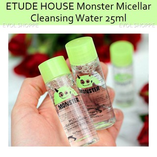 ... Etude House Monster Micellar Cleansing Water 25ml. like: 17