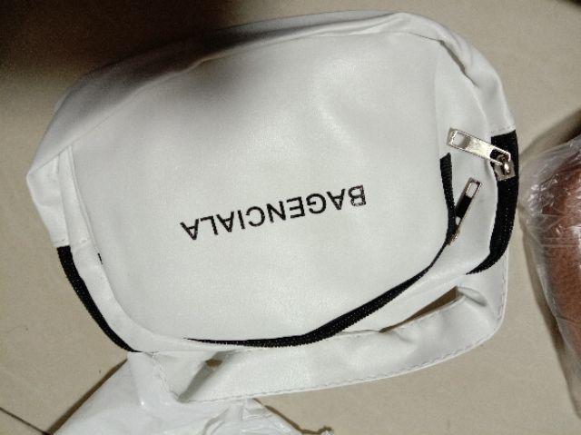 Mumu Cute Lether Korean Belt Bag #2118