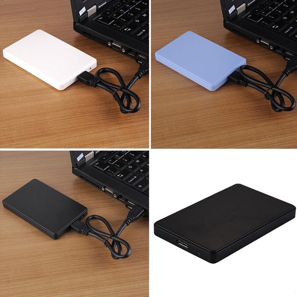 External Hard Drive Enclosure//Case//Box//Protective,USB 3.0 Cable SATA for SSD