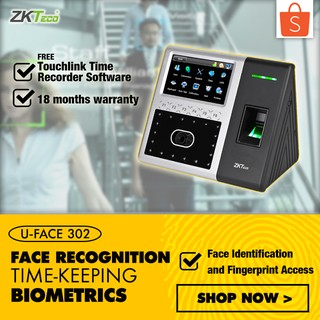 Face Recognition Time-Keeping Biometrics