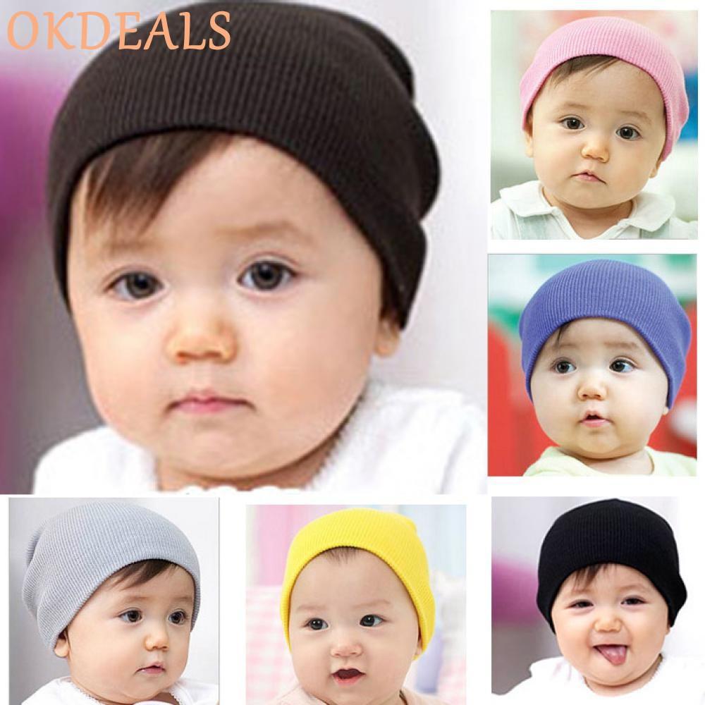 8f2c3a9d7a1 Newborn Baby Girls Boys Warm Winter Cat Beanie Cap Hats