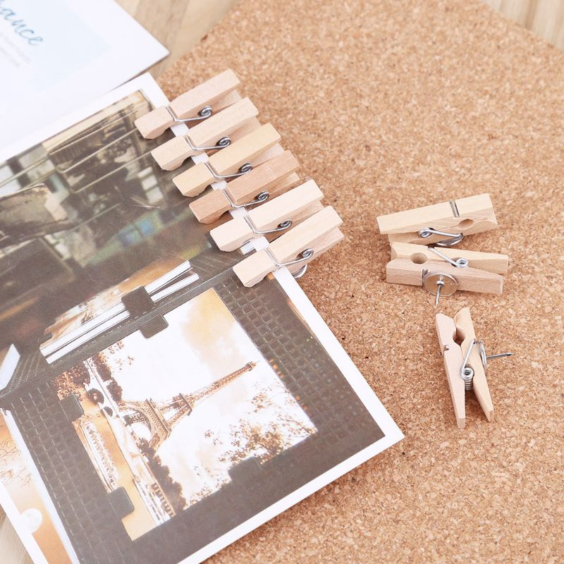 Picture Pins Clothes Pegs Flower Clothespins Photo Pins Wooden Clothespins Set of 10 Clothespins Mini Clothespins Small Clothes Pins