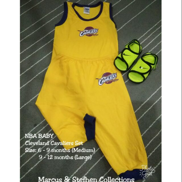 3d67f6c32fa Baby Infant Romper Toddler Jumpsuit Crawling Suit NBA Jersey | Shopee  Philippines