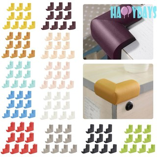 10 Pcs Child Baby Safe Silicone Protector Table Corner Edge Protection Cover CBT