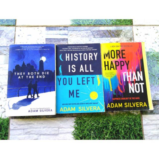 Resultado de imagen de adam silvera books