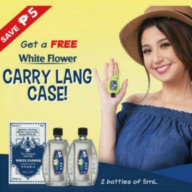 White Flower Oil 25ml Shopee Philippines