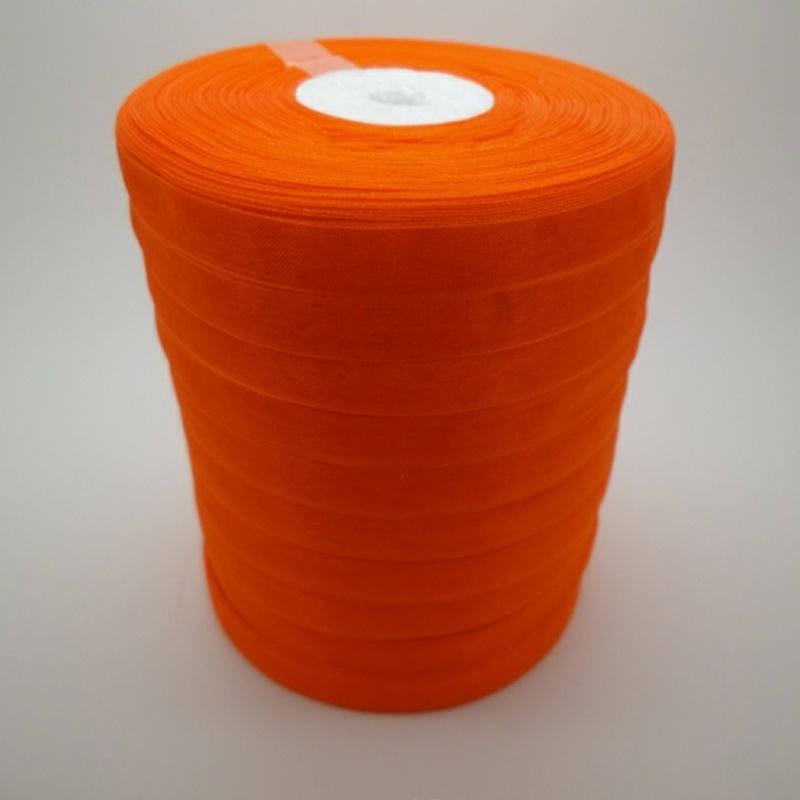 "NEW DIY 50 Yards 3//8/"" Sizes Yellow Satin Edge Sheer Organza Ribbon Bow Craft"