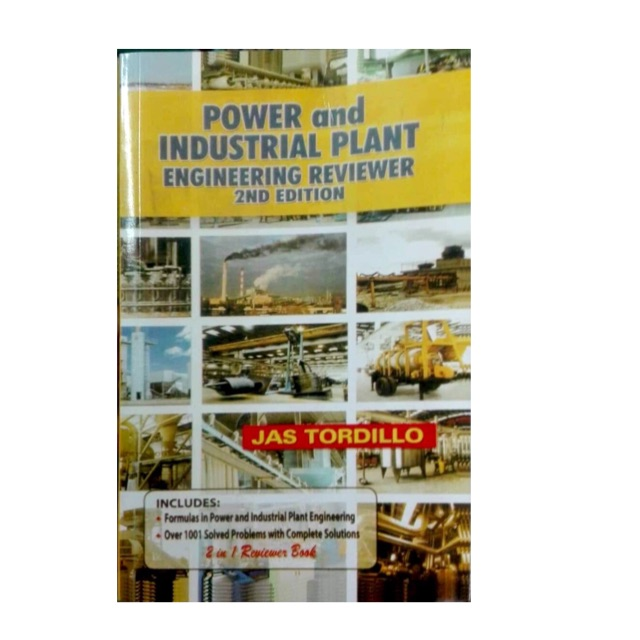 Power and Industrial Plant Engineering reviewer