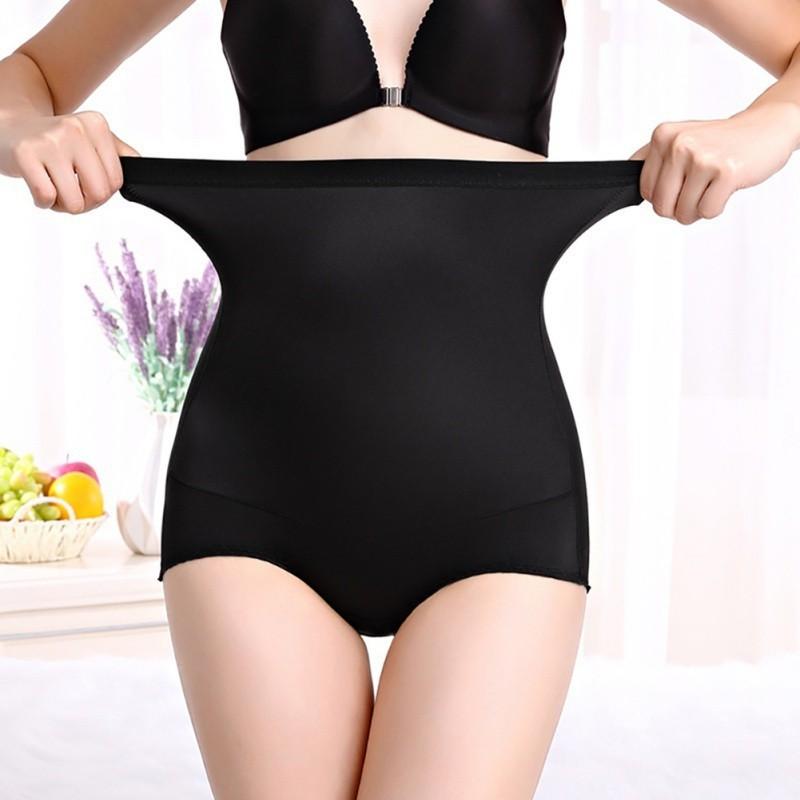 458676dbddab9  COD  NEW Lady High Waist Tummy Control Hip Lifting Body Shaper Slimming  Briefs