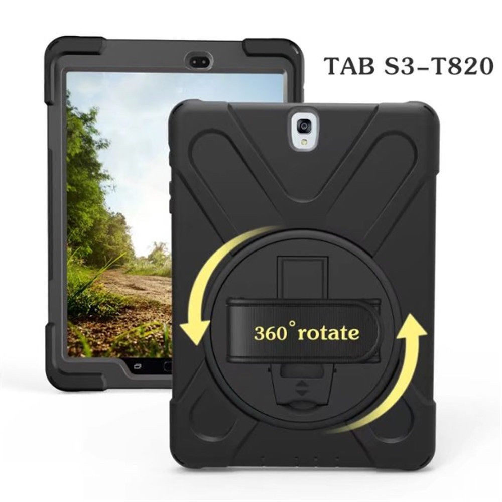 Samsung Tab S4 10.5 (T830/T835) Tablet Case With Card Slot Bracket Leather Cover | Shopee Philippines