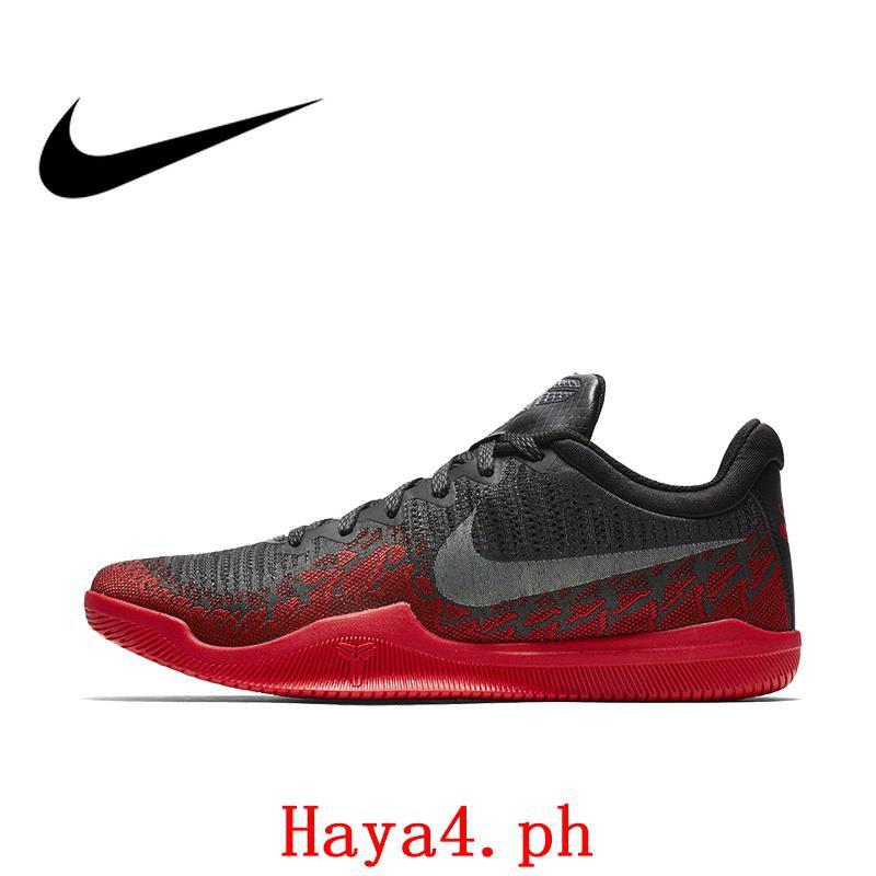 eae176989ca1 Nike Kobe Mamba Rage PRM EP Anthracite University Red