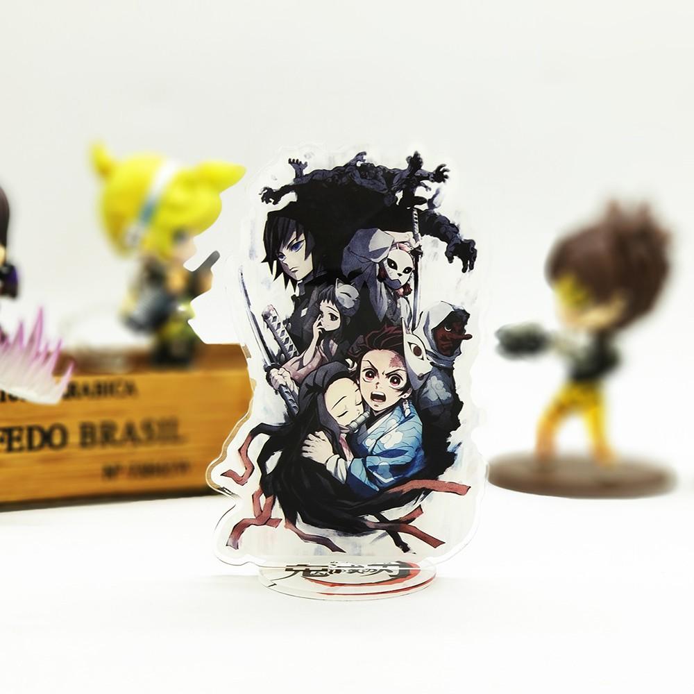 Demon Slayer Kimetsu no Yaiba Tanjirou Nezuko stand figure