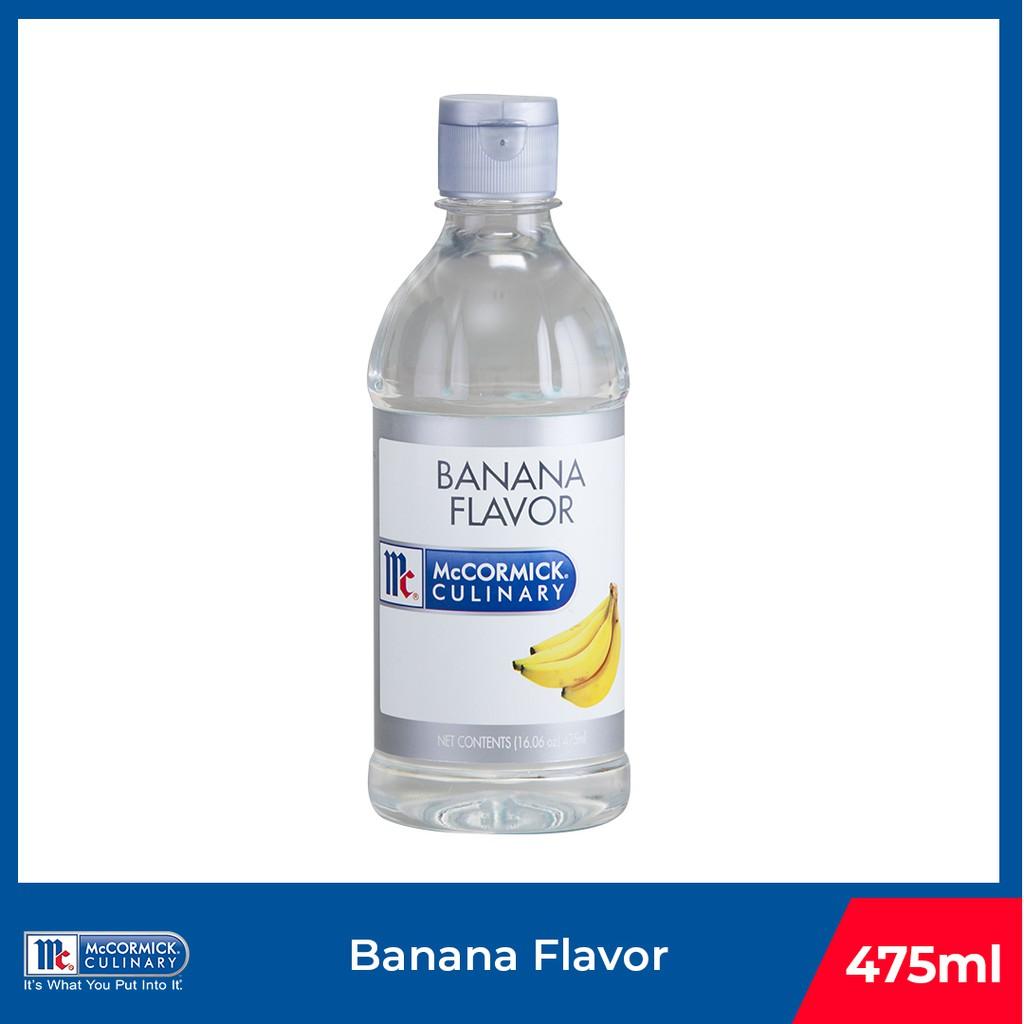 McCormick Banana Food Flavoring 475ml