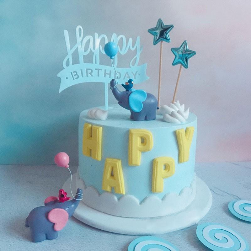 Fantastic Cake Decor Balloon Lollipop Cake Topper Dessert Decoration Birthday Cards Printable Inklcafe Filternl