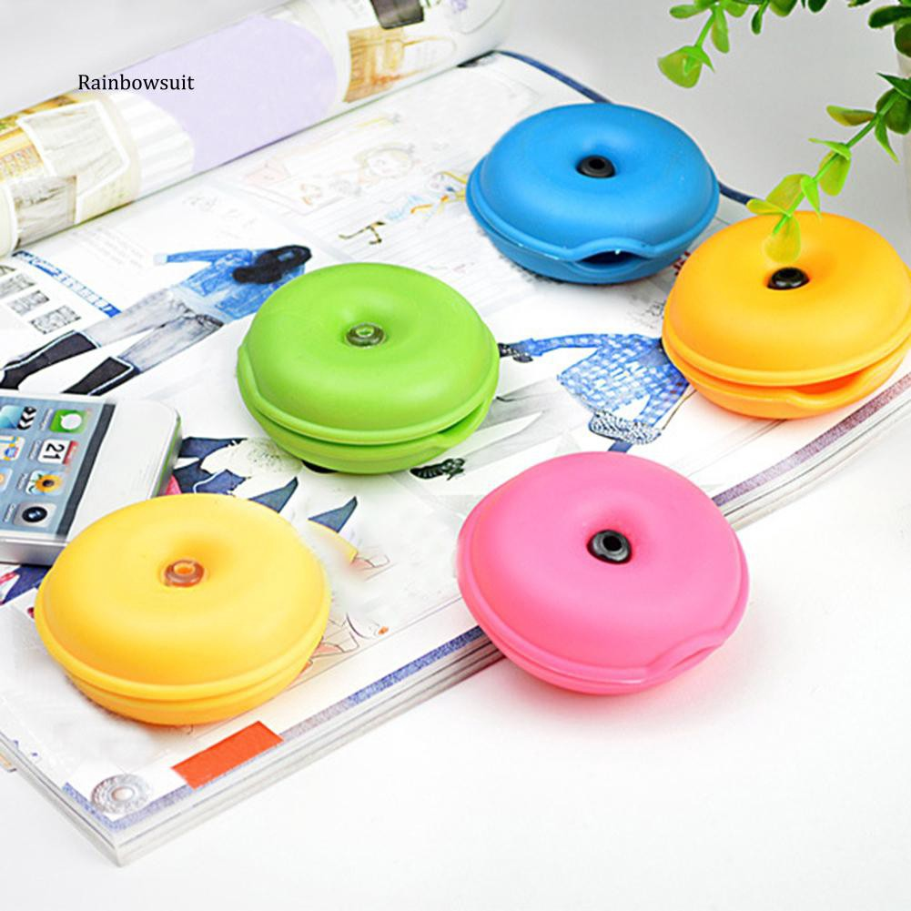 Turtle Cute Desktop Earphone Cable Cord Organizer Wire Winder Phone Stand Holder