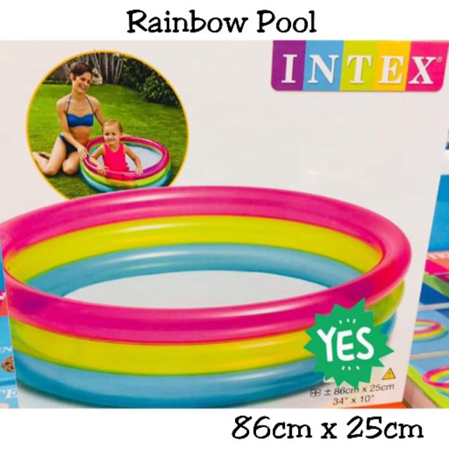 Intex Swimming Pool For Sale Small Shopee Philippines