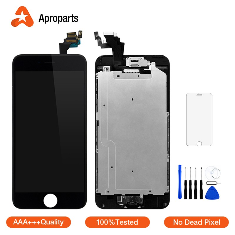 Complete LCD For IPhone 6 6 Plus Touch Screen Display+Button