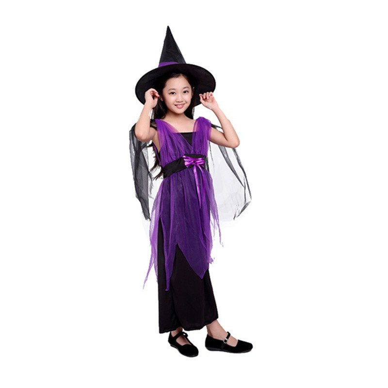 Costume Wizard Witch Cosplay