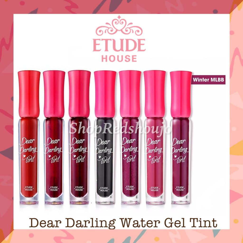 Dear Darling Water Gel Tint Ice Cream Shopee Philippines Etude House
