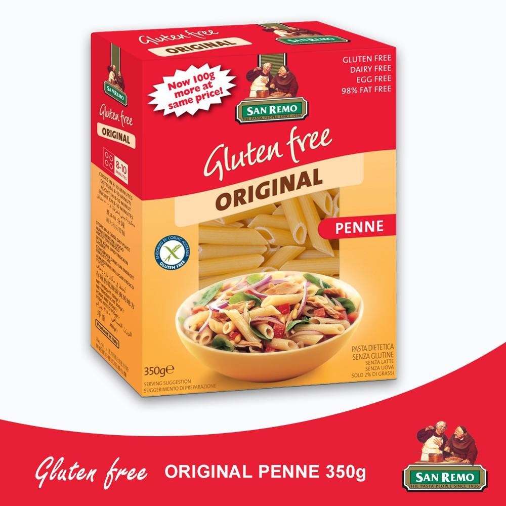 San Remo Gluten Free Original Penne 350g
