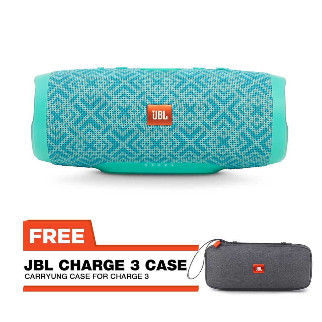 JBL Charge 3 Free JBL Charge 3 Case
