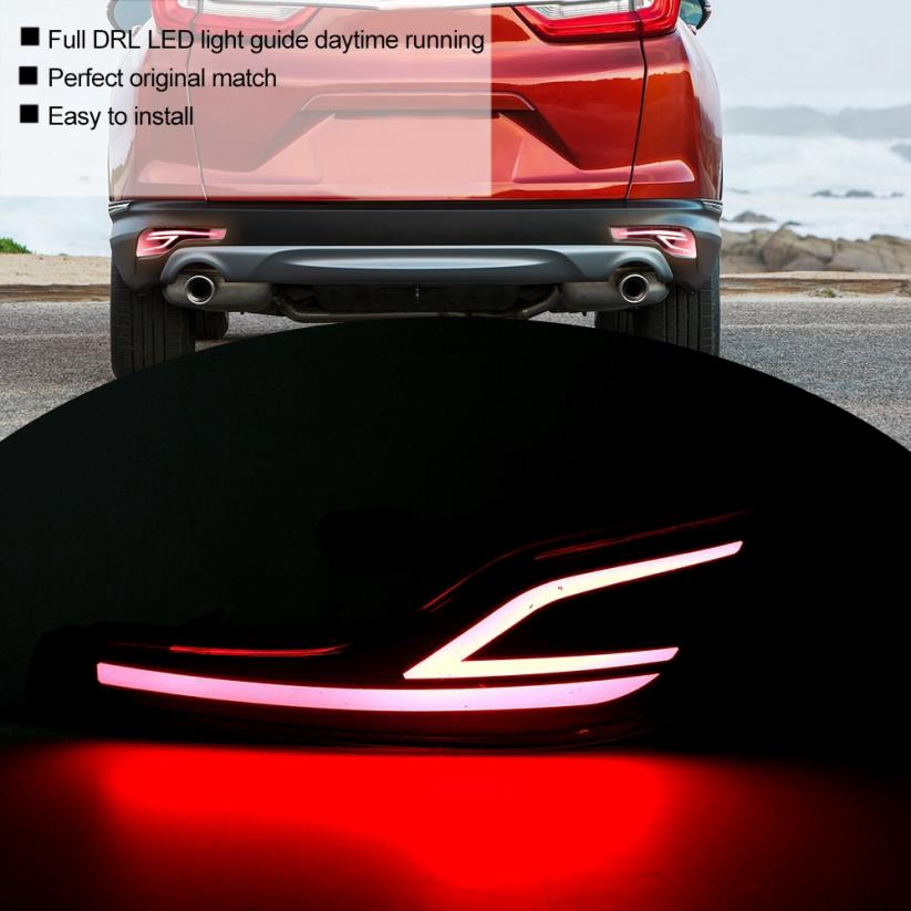 Gorgeri Universal DC 12V 6LED Number Plate License Light Reflector for Motorcycle Trailer Truck Lorry