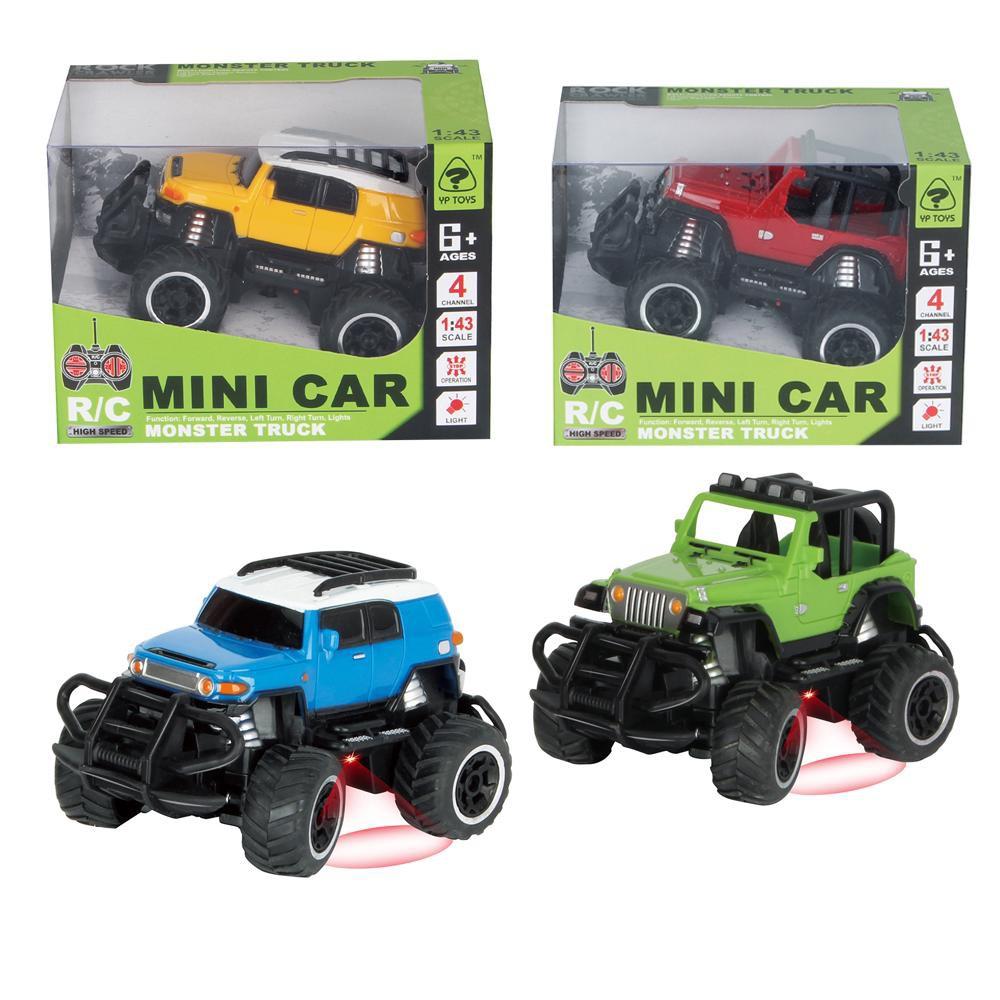 Remote Control Car Kids Mini Rc Car Jeep Racing Boys Girls Shopee Philippines