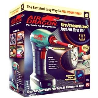 Air Dragon Tire Inflator >> Air Dragon Portable Air Compressor Auto Tire Inflator