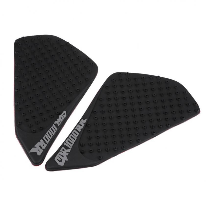 Tank Traction Side Pads Fuel Gas Decal Protector For Honda CBR1000RR 2004-2007