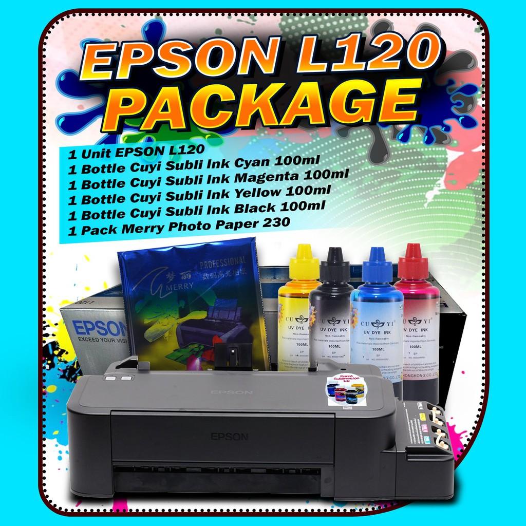Epson l120 printer scanner driver