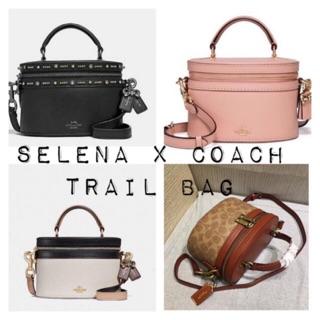 Selena X Trail Gomez Coach BagShopee Philippines 2EDH9WI