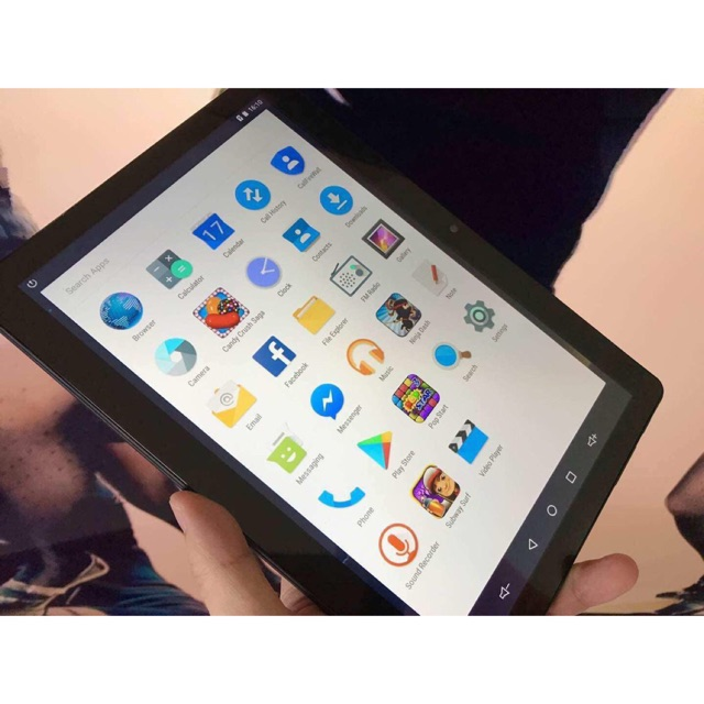 10 inch Android Nougat Dualsim Tablet