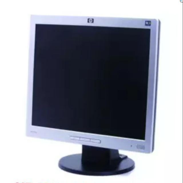 17inch hp monitor square type