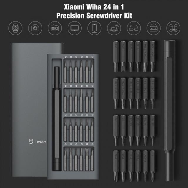 Xiaomi Wiha 24 in 1 Precision Screwdriver